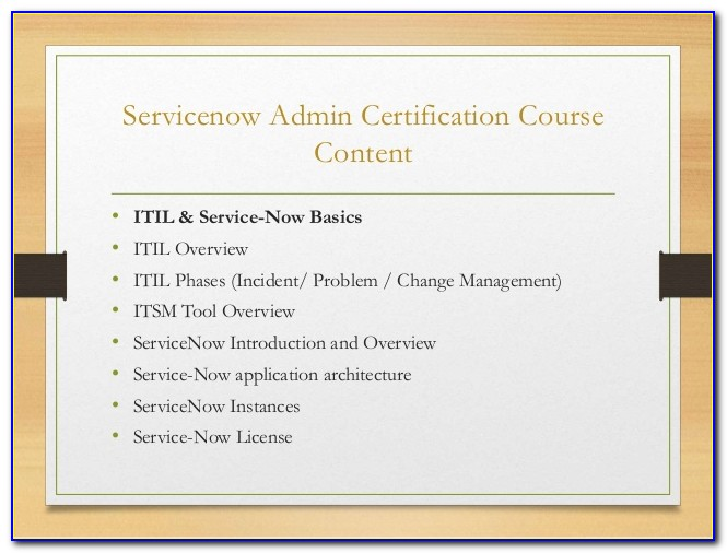Servicenow System Administrator Certification Cost