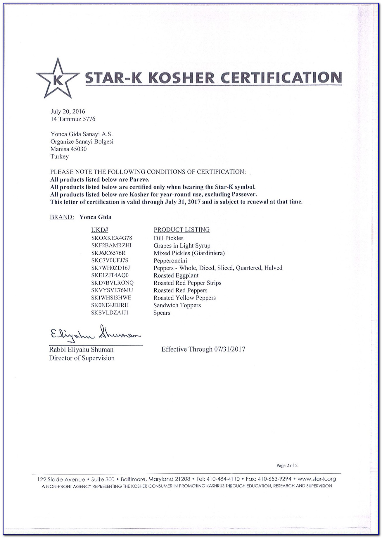 State Of Florida Firefighter Certificate Of Compliance