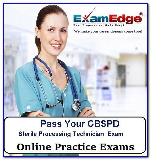Sterile Processing Certification Test Study Guide