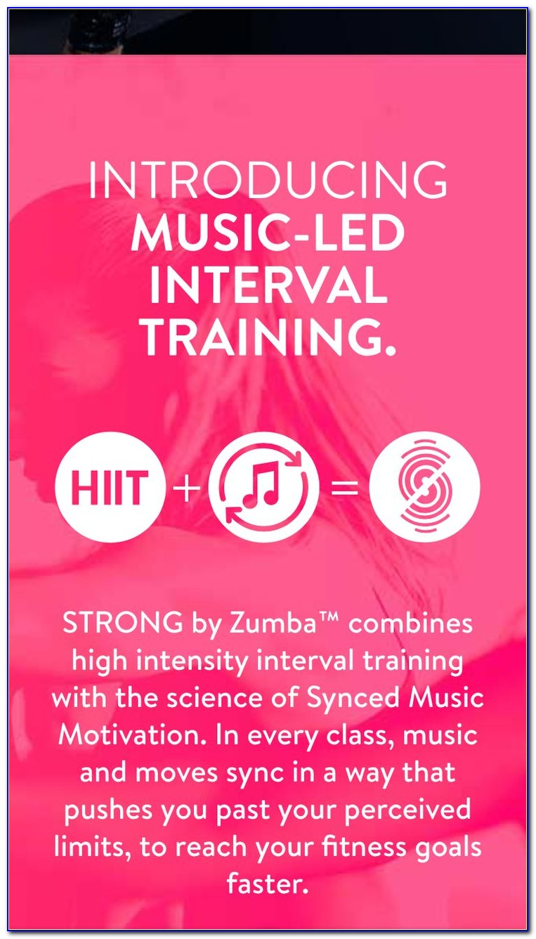 Strong By Zumba Training Shoes