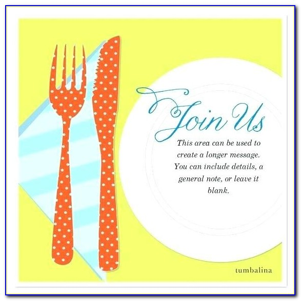 Team Lunch Invitation Email To Colleagues Sample