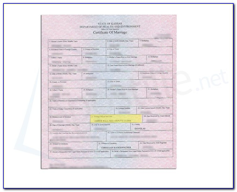 Topeka Birth Certificate Office Phone Number