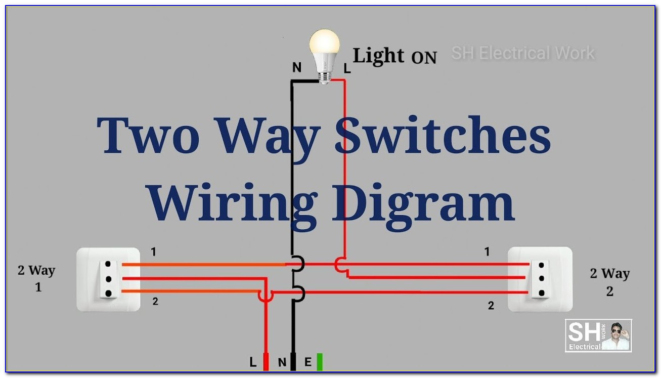 Two Way Switch Wiring Diagram South Africa
