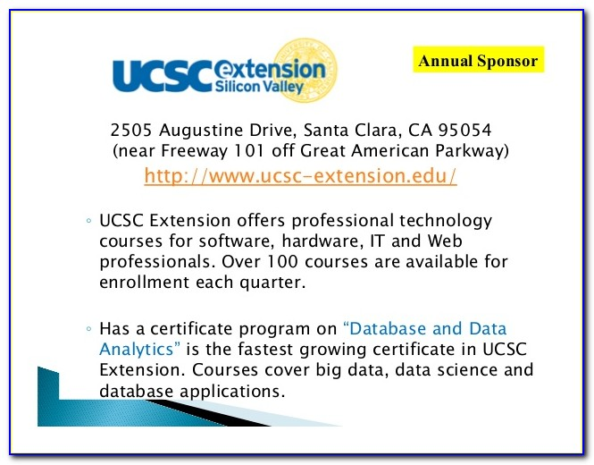 Ucsd Extension Data Mining Certification