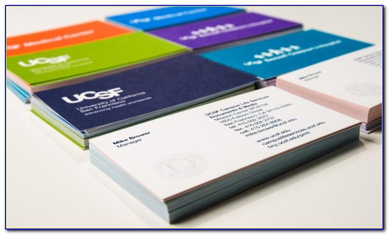 Ucsf Business Cards