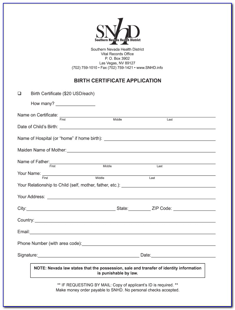 Washoe County Marriage License Lookup