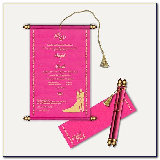 Wedding Cards In Delhi With Price