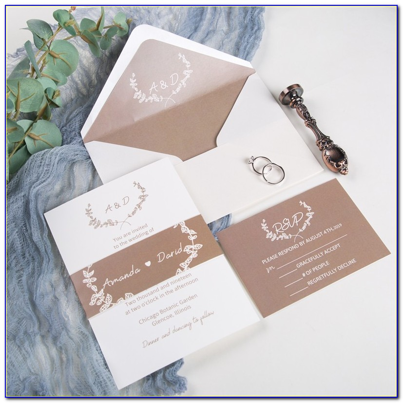 What Is A Belly Band For Invitations