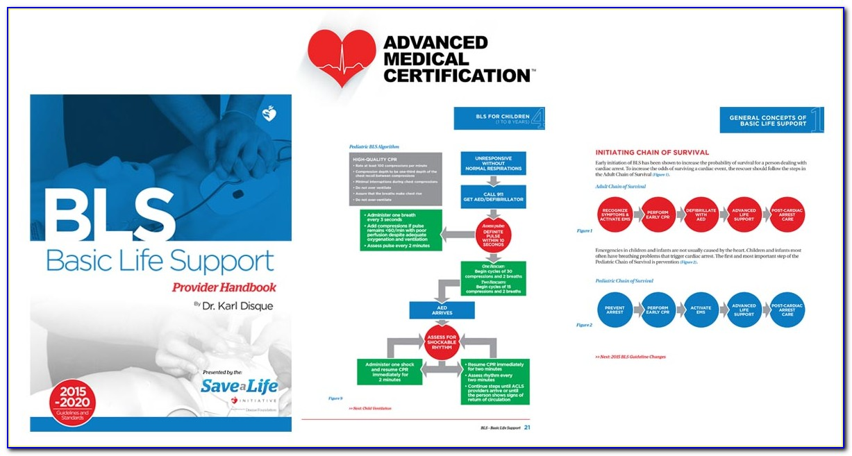 What Is A Bls Certification In Nursing