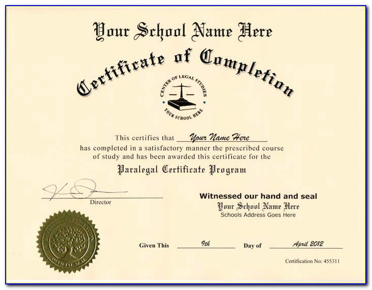What Is A School Paralegal