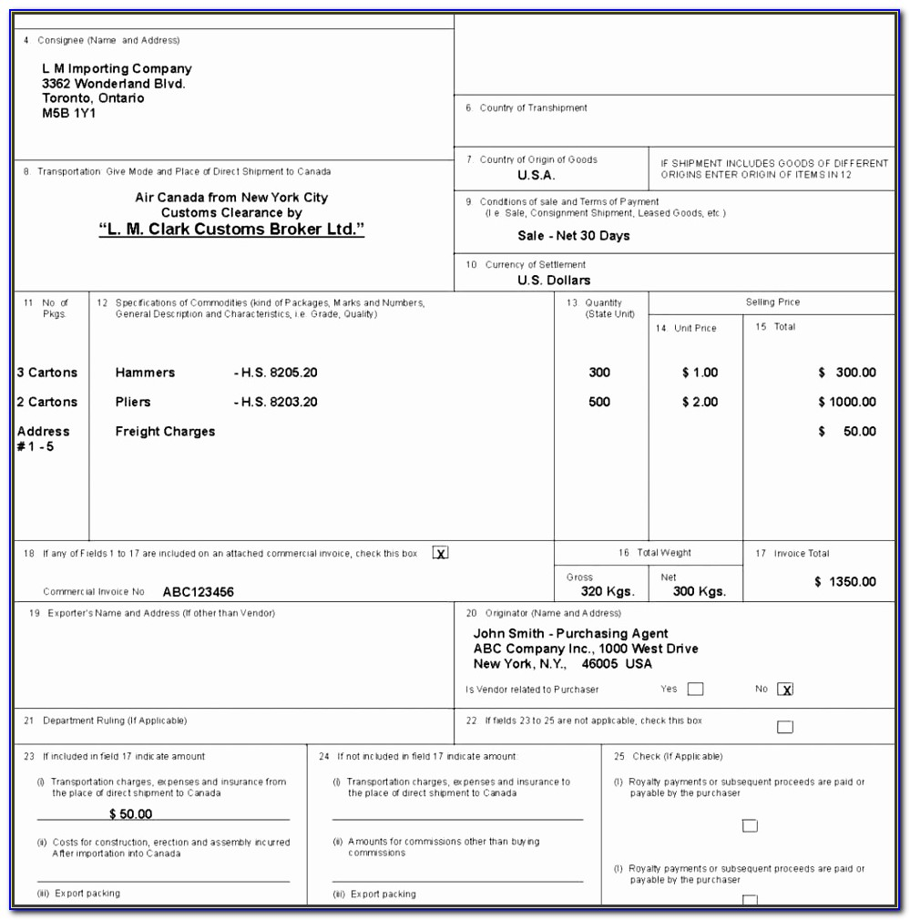 Canadian Invoice Template 1gfyx Lovely Canadian Invoice Template Invoice Template Ideas Inside Invoice