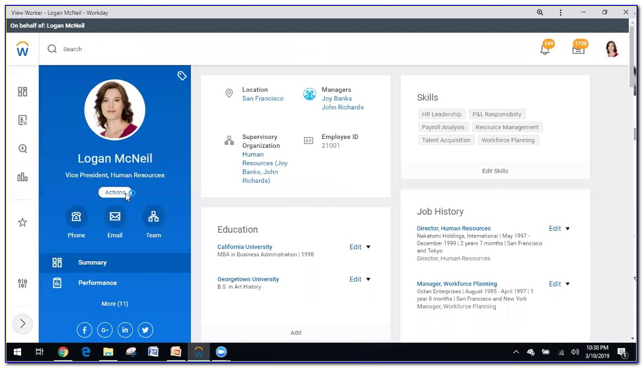 Workday Hcm Certification Online