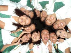Last acceptance party, 2010.