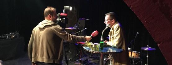 Interview de Vincent Kohler par la télévision Canal Alpha