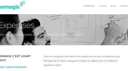 Réflexion stratégique digitale pour Demagis