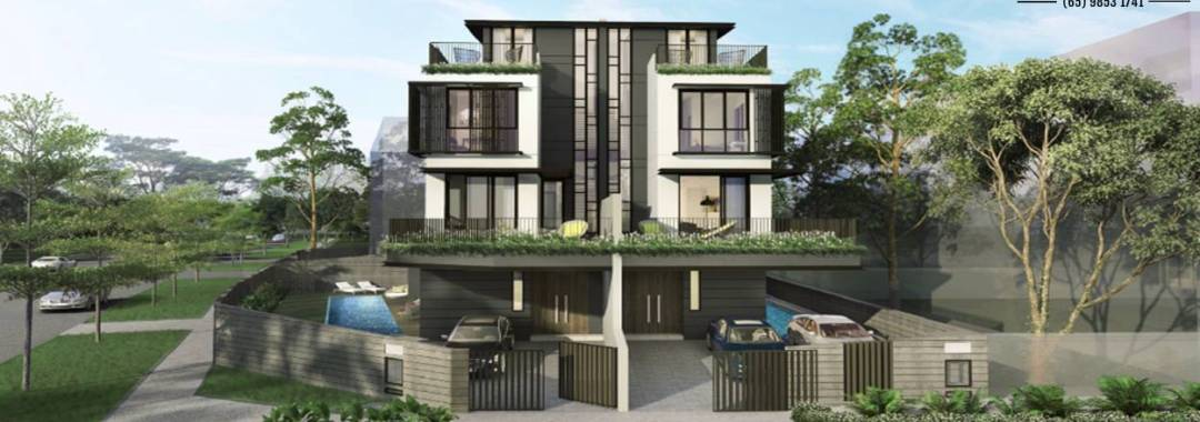 Cashew Green Semi-Detached for Sale call 6598531741