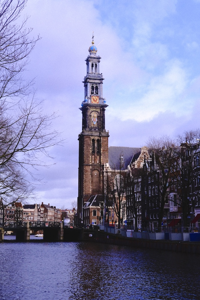 Amsterdam, Netherlands. Location of the Van Gogh Museum. By Vincent Van Patten (Author)