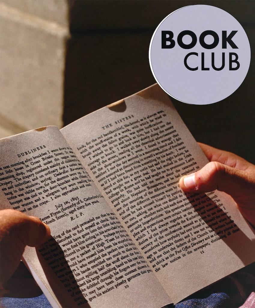 Vincent Van Patten book club