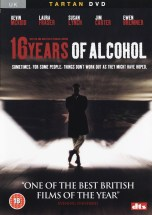 '16 Years Of Alcohol' poster