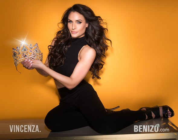 Vincenza Carrieri Russo Pageant Queen
