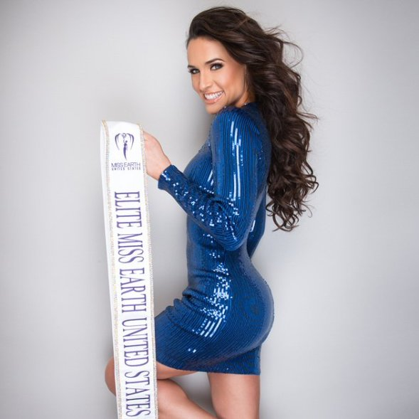 Vincenza Miss Earth 2015 Pageant Queen