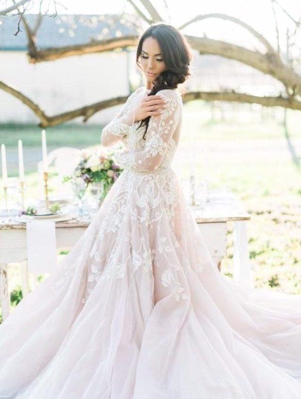Vincenza Carrieri Russo Wedding Model