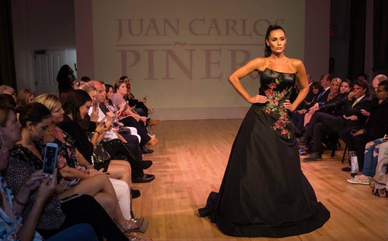 Juan Carlos NY Fashion Week 2017