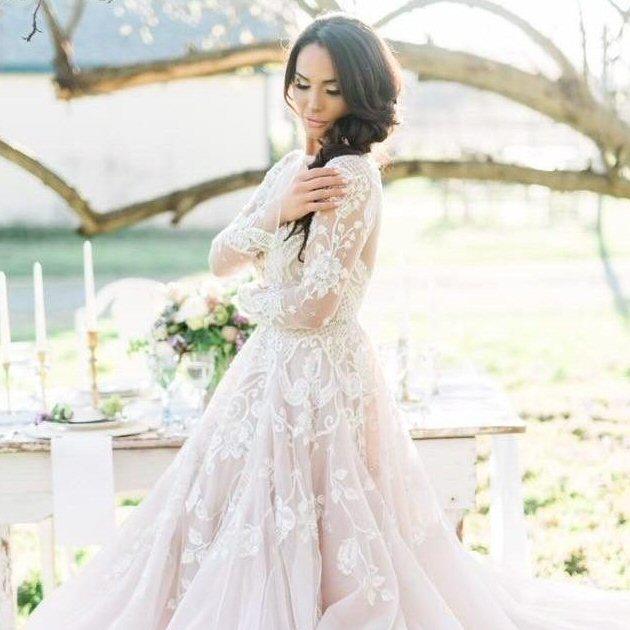 Bridal Model East Coast of US