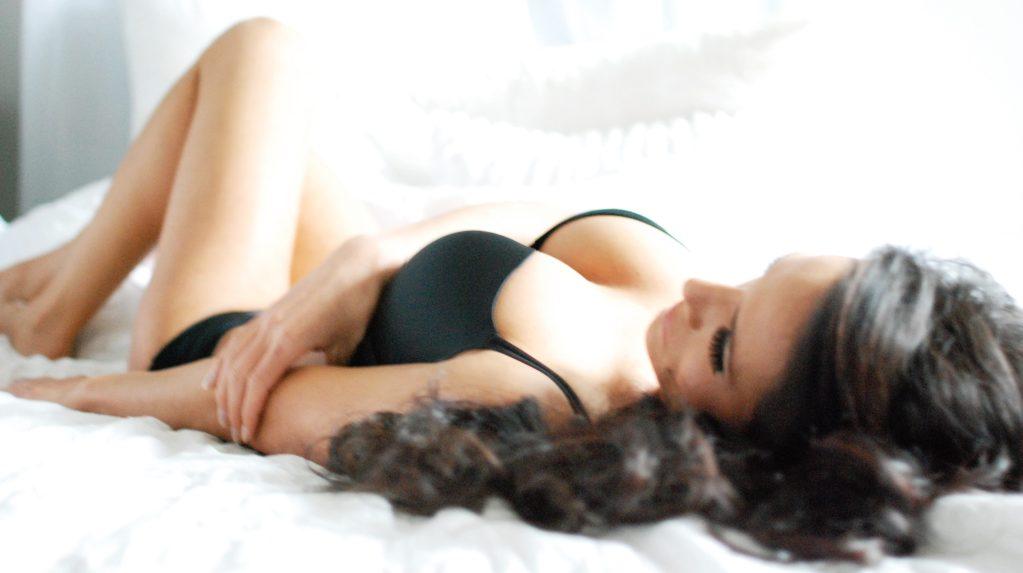Vincenza Carrieri Russo Lingerie Model