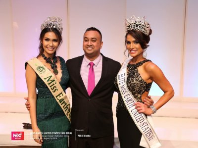 Vincenza Elite Miss Earth 2015 Pageant Winner