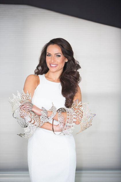 Multiple Pageant Title Holder Vincenza Carrieri Russo