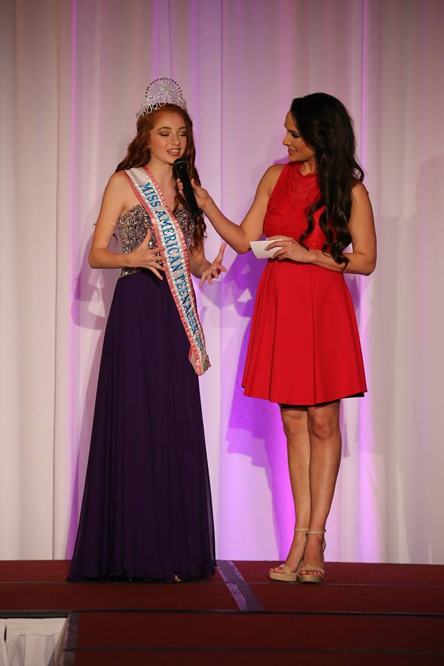 Pageant Hosting