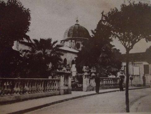 Cartolina Villa Santa Marina