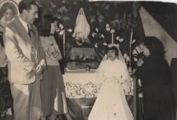 Famiglia Giffone Lombardi Comunione Rosa Macrì