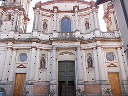 Polistena chiesa del Rosario