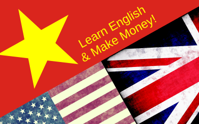How to learn English for free and make money translating English