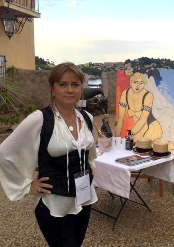 Natalija Vincic Villefranche sur Mer
