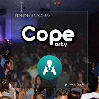 COPEparty | Vincio Graphic