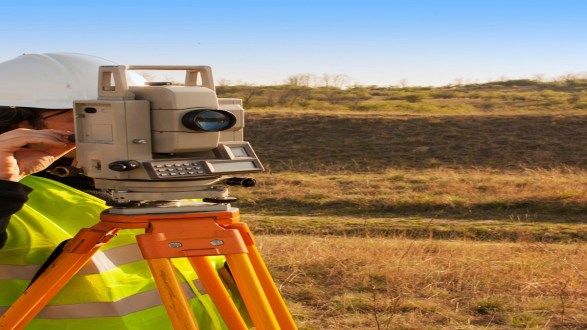 TOTAL STATIONS USED IN SURVEYING