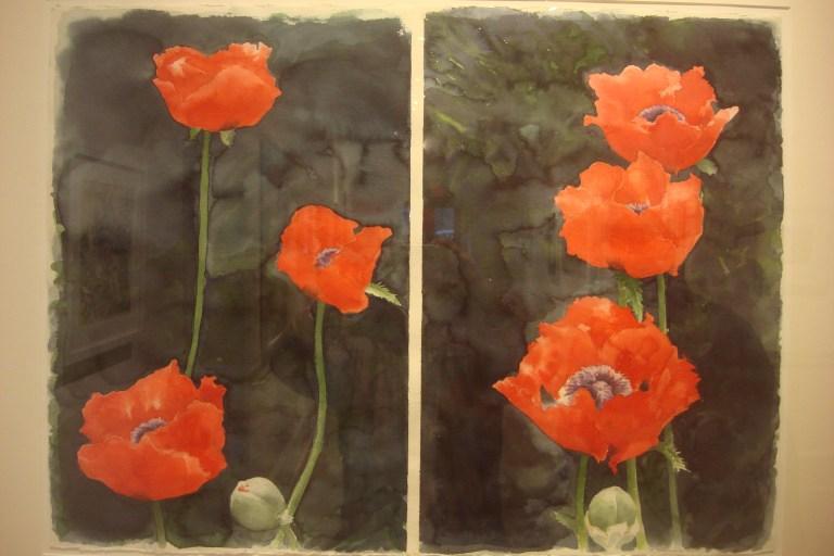 Eileen Goodman watercolours Woodmere Nov 2015-20