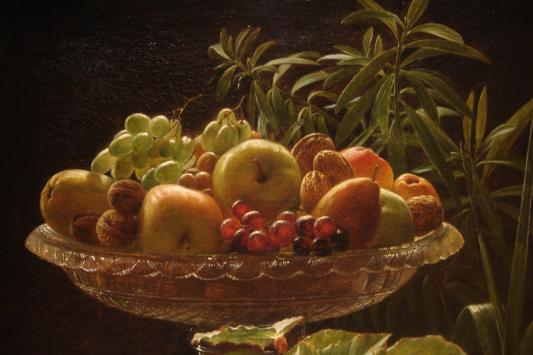 Still Life from Audubon to Warhol, PMA, November 2015-18