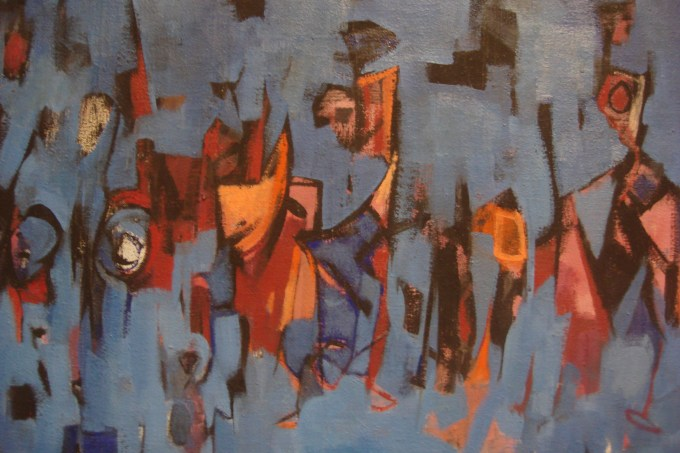 Norman Lewis abstract paintings-28