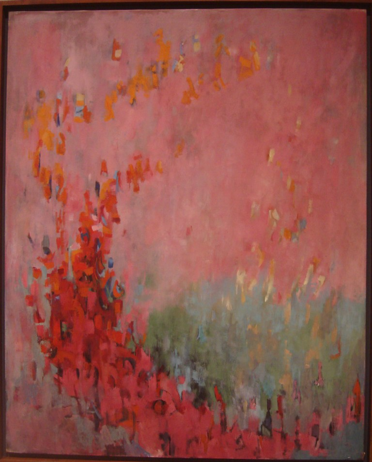 Norman Lewis abstract paintings-30