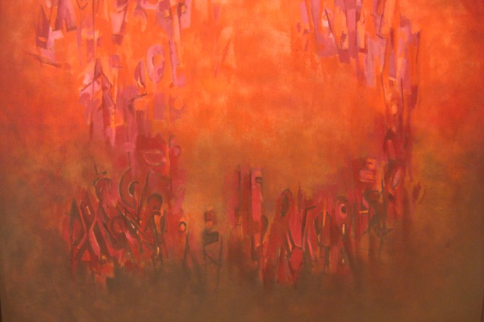 Norman Lewis abstract paintings-40