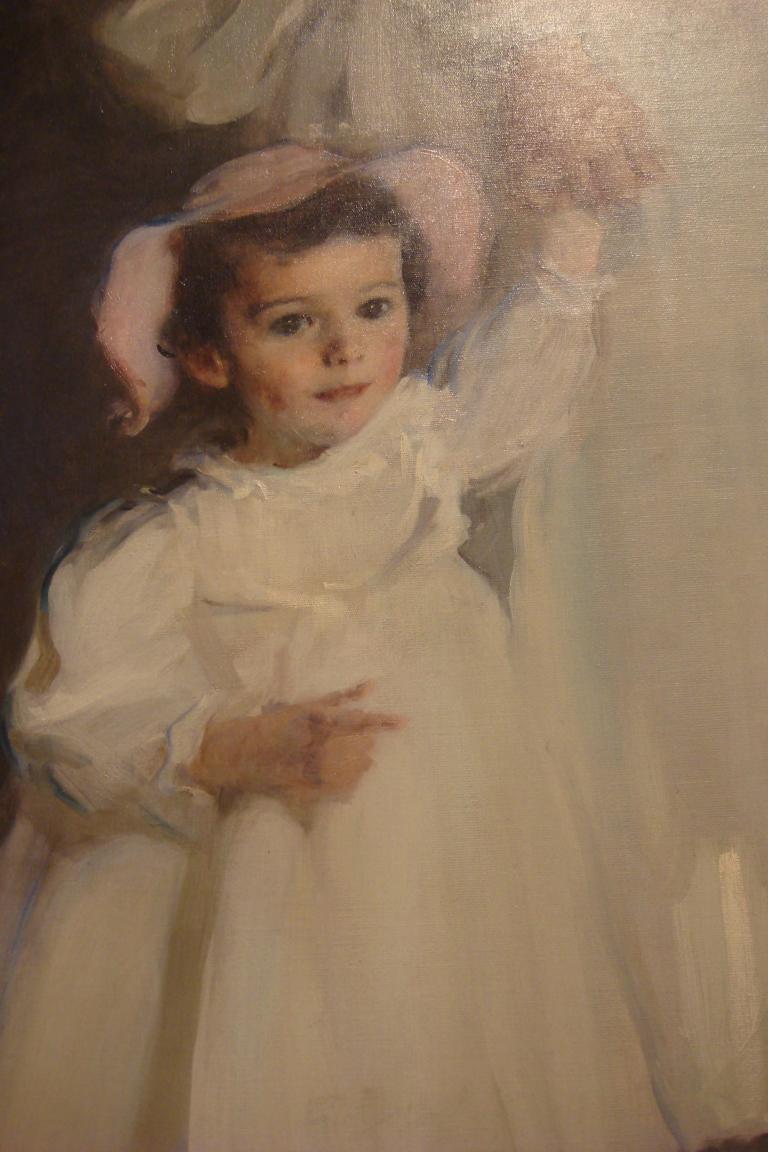 Cecilia Beaux, Ernesta, Met, NY-4