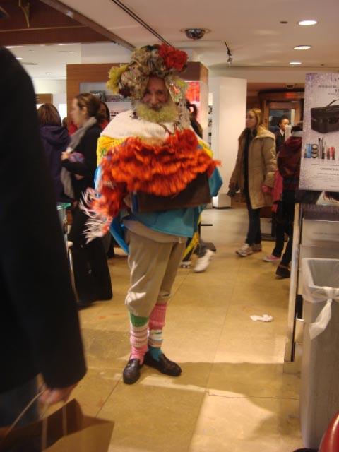Macy's NY Christmas 2012 4