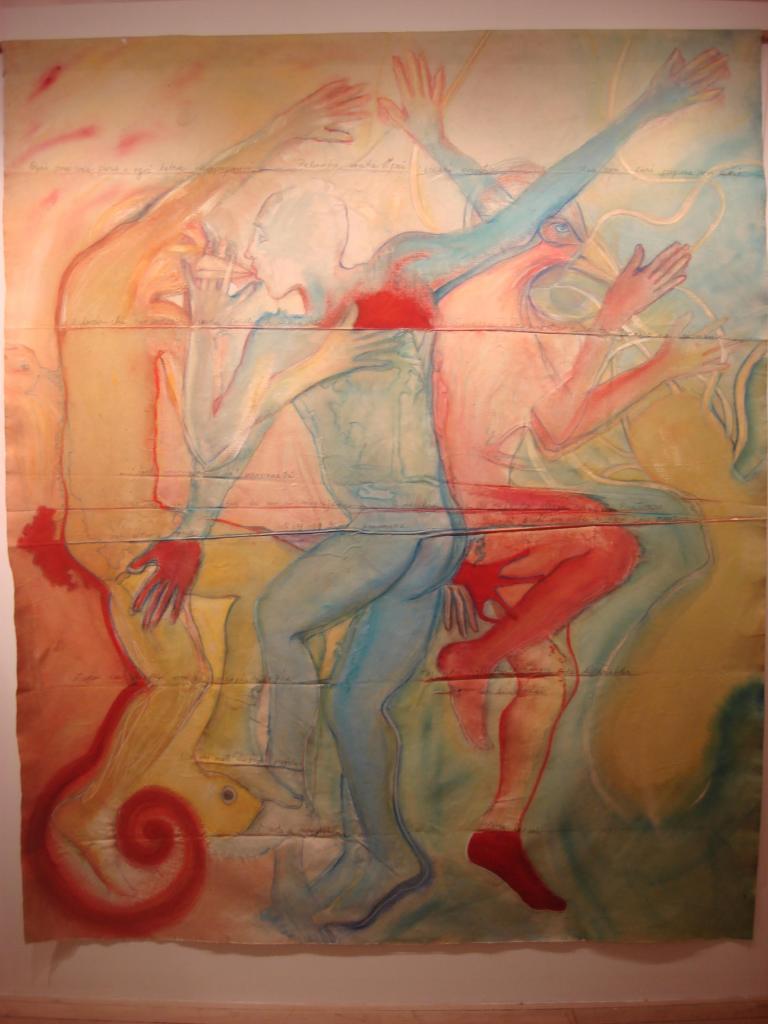 Angela Valeria's work, Calabria, Summer 2013-09