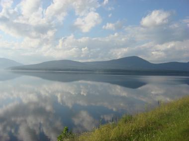 The Ashokan Reservoir July 2013-06