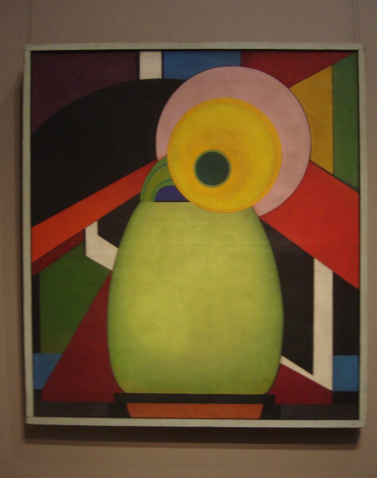 The Sunflower, Edward Steichen, The Met, NY-1