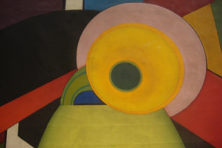 The Sunflower, Edward Steichen, The Met, NY-2